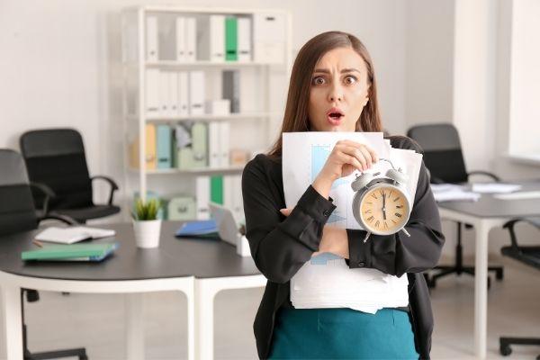 Megszakadsz az adminisztrációban?